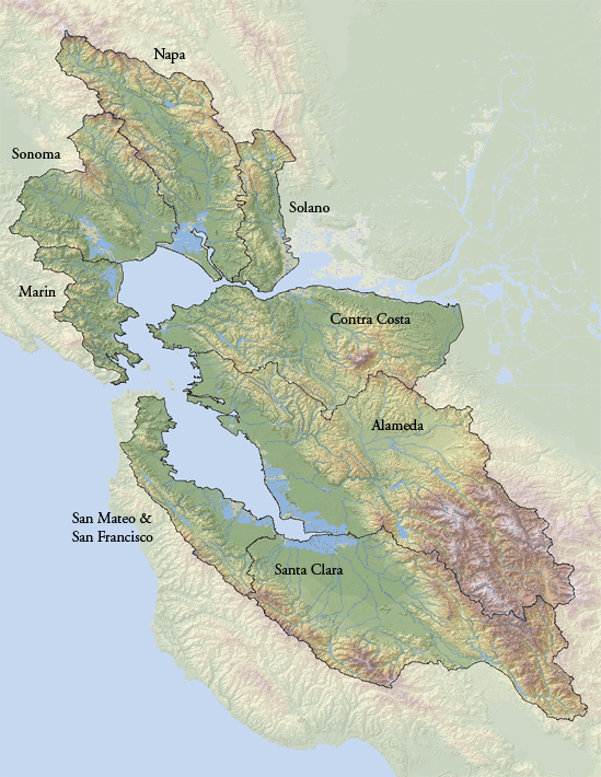 Historical Distribution And Current Status Of Steelhead Oncorhynchus Mykiss In Streams Of The San Francisco Estuary California Near san francisco bay area. center for ecosystem management and restoration